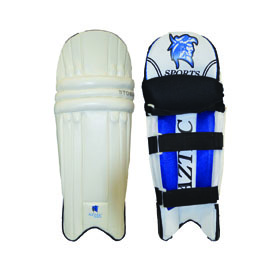 Salepoint Cricket Pads – Storm Blue